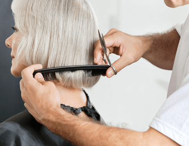 Hairdressing for seniors