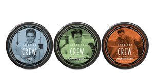 American Crew Hair styling products